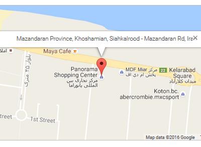 مازندران – شعبه پانوراما